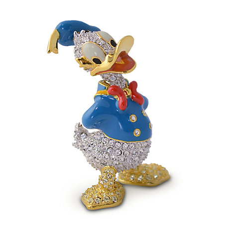 Arribas Jewelled Collection, Donald Duck Figurine