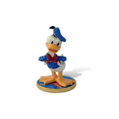 Arribas Jewelled Collection, Donald Duck Limited Edition Figurine
