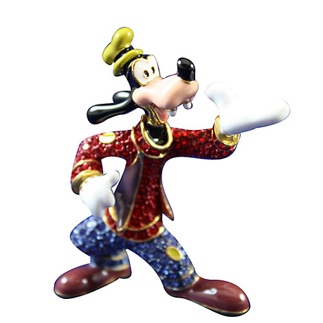Arribas Jewelled Collection, Goofy Figurine