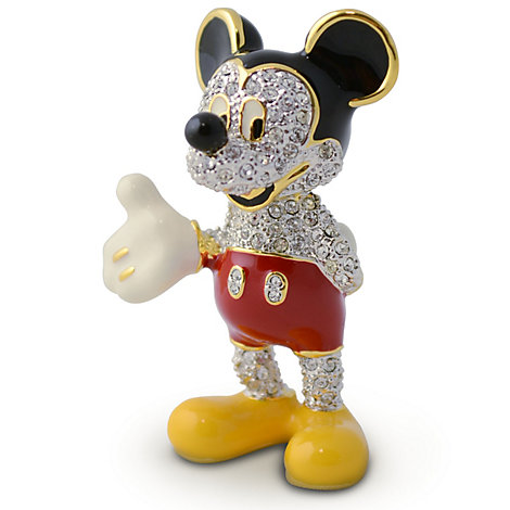 Arribas Jewelled Collection, Mickey Mouse Figurine