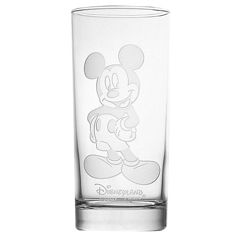 Arribas Glass Collection, Disneyland Paris Mickey Long Glass