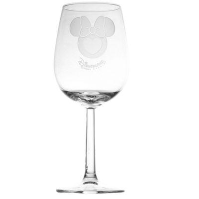 Arribas Glass Collection, Disneyland Paris Minnie Mouse Wine Glass