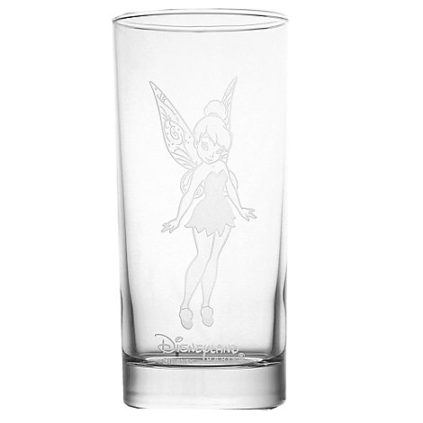 Arribas Glass Collection, Tinker Bell Long Glass