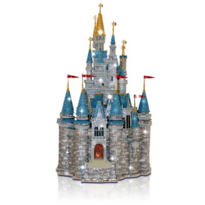 Arribas Jewelled Collection, Cinderella's Castle Large Limited Edition Figurine