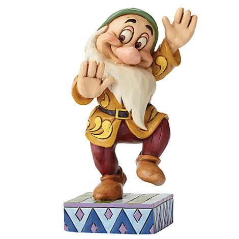 Disney Traditions Bashful Figurine