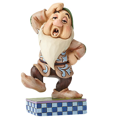 Disney Traditions Sleepy Figurine