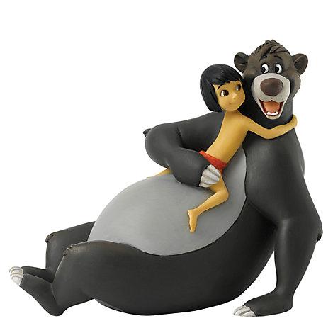 Enchanting Disney Collection Mowgli And Baloo Figurine