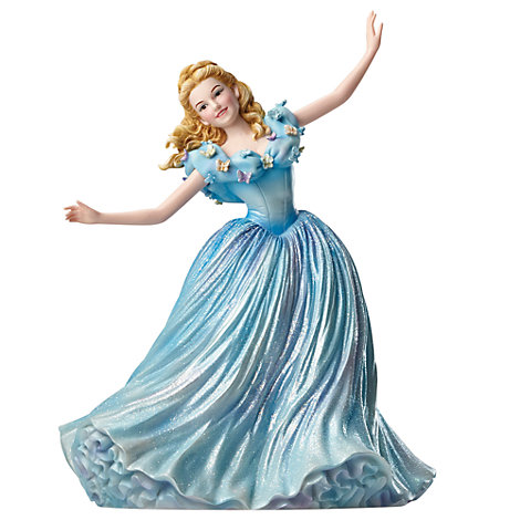 Disney Showcase Haute-Couture Cinderella Figurine