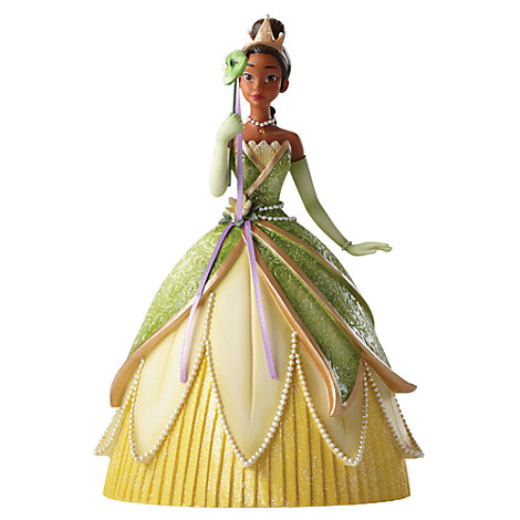 Disney Showcase Haute-Couture Tiana Figurine