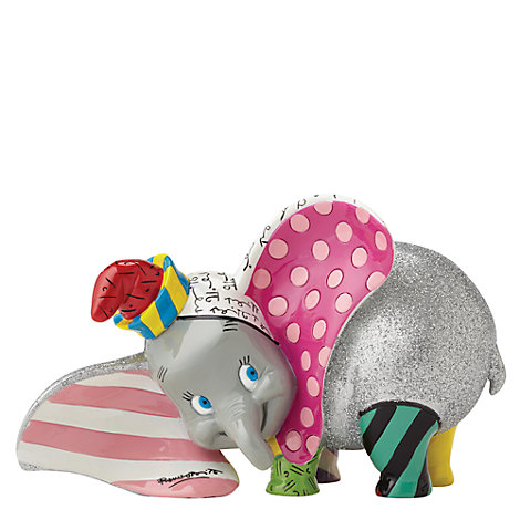 Britto Dumbo Figurine