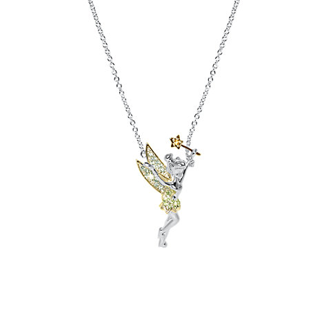Tinker Bell Necklace, Arribas Jewelled Collection