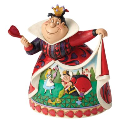 Disney Traditions Queen of Hearts Figurine