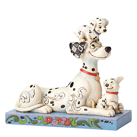 Disney Traditions 101 Dalmatians Figurine