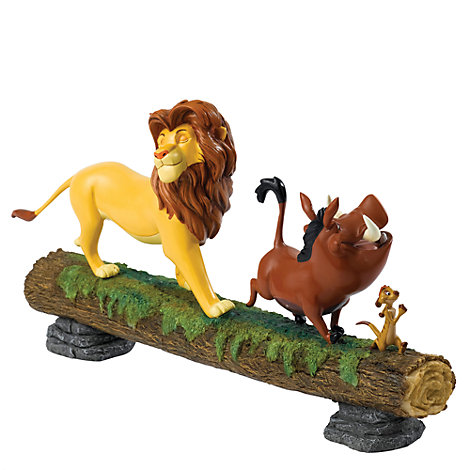 Enchanting Disney Collection Hakuna Matata Figurine