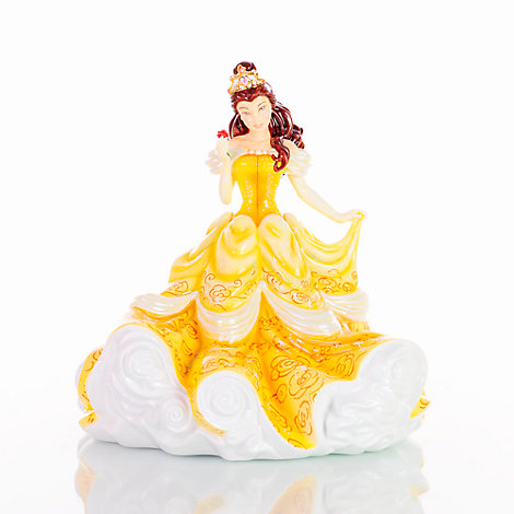 English Ladies Co. Bone China Belle Figure