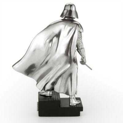 Star Wars, personaggio Darth Vader in peltro Royal Selangor, edizione limitata