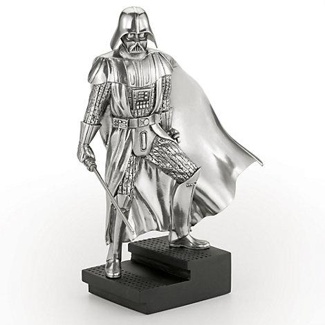 Star Wars Royal Selangor tennfigur Darth Vader i begränsad upplaga