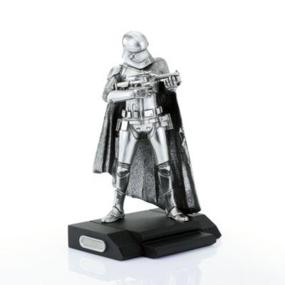 Figurine Capitaine Phasma, Le Réveil de la Force, en étain Royal Selangor, édition limitée