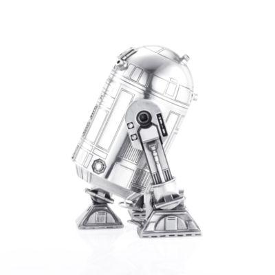 Star Wars - R2-D2 Figur Behälter aus Royal Selangor Zinn