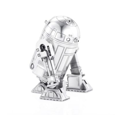Boîte R2-D2, Star Wars en étain Royal Selangor