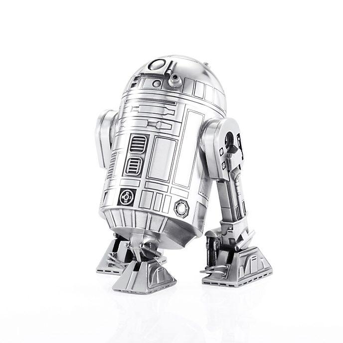 Star Wars, contenitore R2-D2 in peltro Royal Selangor