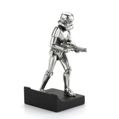 Figurine Stormtrooper, Star Wars en étain Royal Selangor, en édition limitée