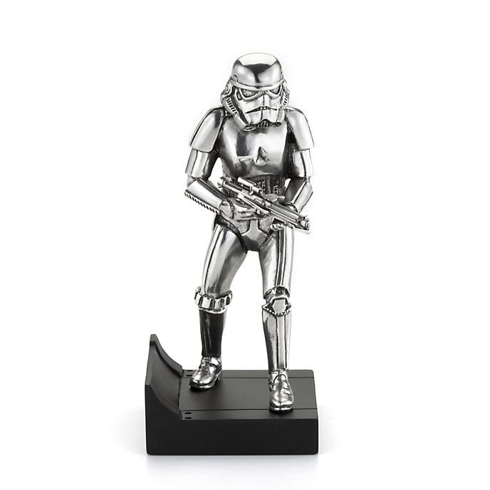 Star Wars Limited Edition Royal Selangor Pewter Stormtrooper Figure