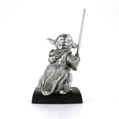 Star Wars - Yoda Figur aus Royal Selangor Zinn