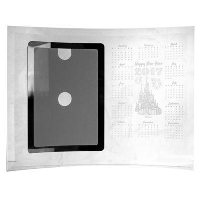 Arribas Glass Collection, Disneyland Paris 2017 Calendar Photo Frame