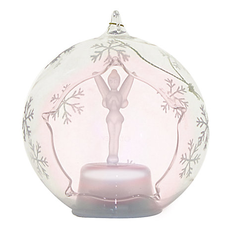 Arribas Glass Collection, Tinker Bell Christmas Decoration