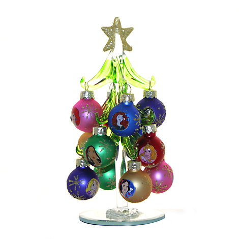 Arribas Glass Collection, Disney Princess Christmas Tree