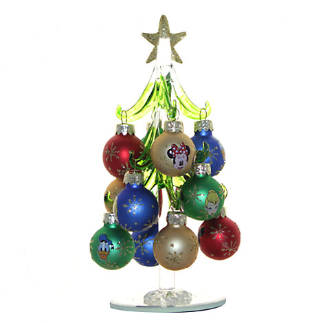 Arribas Glass Collection, Disney Character Christmas Tree