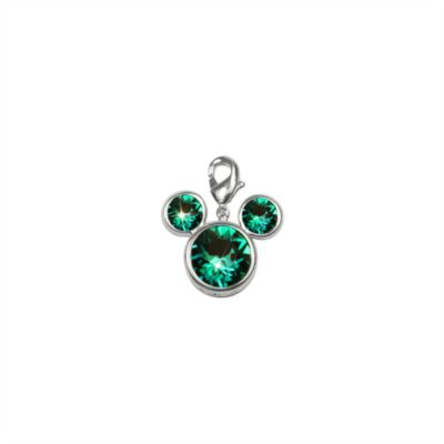 Arribas Brothers Mickey Mouse Birthstone Charm, May