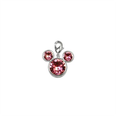 Arribas Brothers Mickey Mouse Birthstone Charm, October