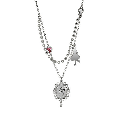 Arribas Brothers Alice in Wonderland Necklace