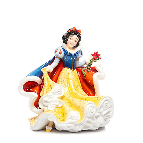 English Ladies Co. Bone China Snow White Figure