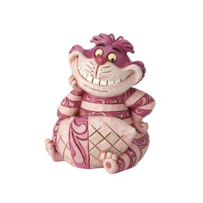 Disney Traditions Mini Cheshire Cat Figurine