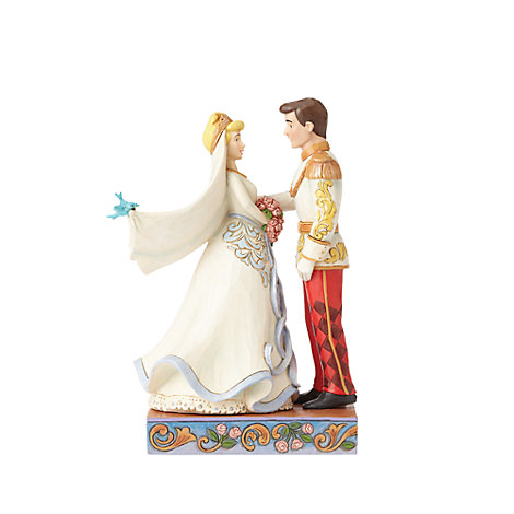 wedding cake toppers disney uk disney traditions cinderella happily after figurine 26451