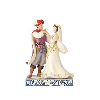 Disney Traditions Snow White 'The First Dance' Figurine