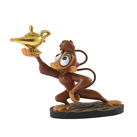 Disney Traditions Abu Figurine