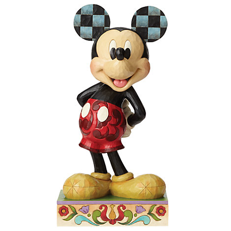 Disney Traditions Large Mickey Mouse Figure