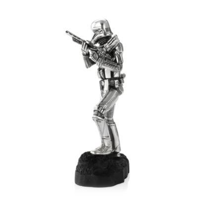 Figurine de Soldat de la Mort, Rogue One : Une histoire de StarWars, en étain Royal Selangor