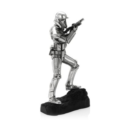 Rogue One: A Star Wars Story, personaggio Death Trooper in peltro Royal Selangor
