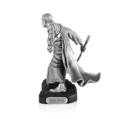 Figurine Chirrut Îmwe, Rogue One, en étain Royal Selangor, édition limitée