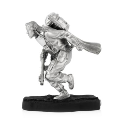Limited Edition Royal Selangor Pewter Baze Malbus Figure, Rogue One: A Star Wars Story