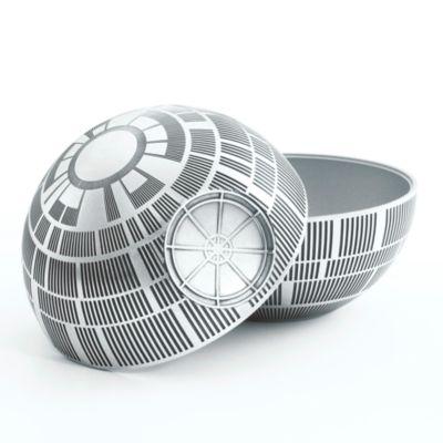 Star Wars - Todesstern Schmuckbehälter aus Royal Selangor Zinn