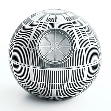 Caja peltre Royal Selangor Estrella de la Muerte, Star Wars