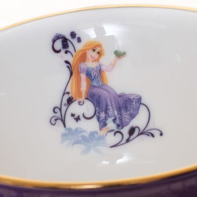 English Ladies Co. Bone China Rapunzel Teacup and Saucer