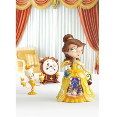 Miss Mindy Cogsworth Figure, Beauty and the Beast
