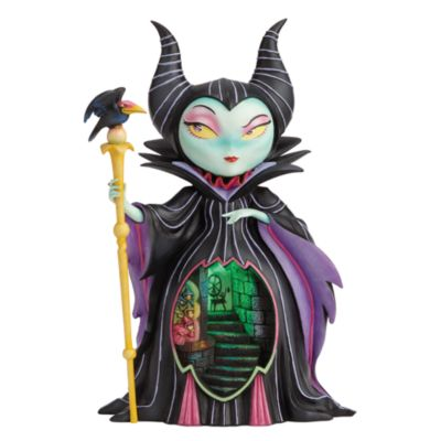 Miss Mindy Light-Up Maleficent Figure